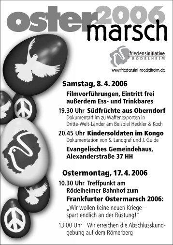 Plak Ostern 2006 (Page 1) - Attac Frankfurt am Main