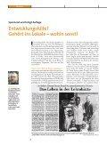 Entwicklungszusammenarbeit und humanitäre ... - Kurt Bangert.de - Seite 4