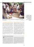 Entwicklungszusammenarbeit und humanitäre ... - Kurt Bangert.de - Seite 5