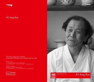 JO Jong-Rae