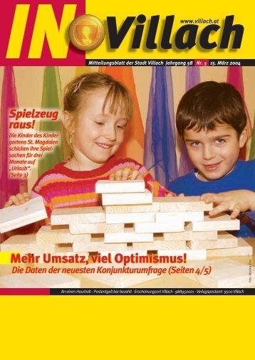 Mehr Umsatz, viel Optimismus! - Villach