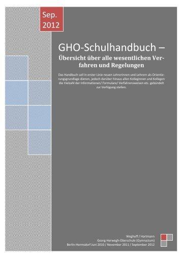 aktualisiert September 2012 (pdf) - Georg-Herwegh-Gymnasium