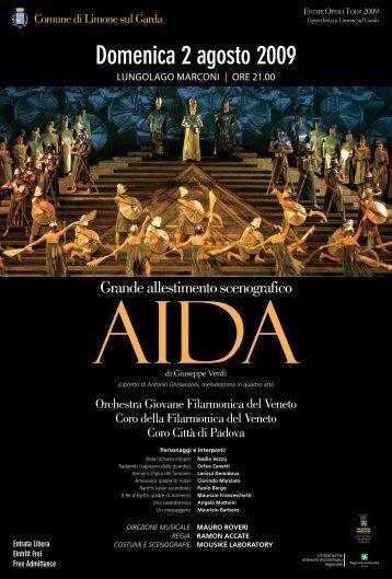 AIDA - Comune di Limone sul Garda