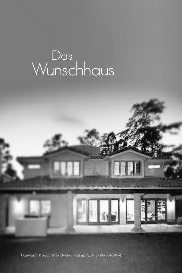 Wunschhaus - Hueber