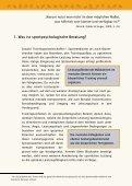 Sportpsychologischer Beratung Betreuung im Leistungssport - Seite 3