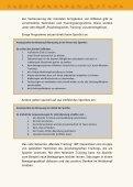 Sportpsychologischer Beratung Betreuung im Leistungssport - Seite 6