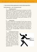 Sportpsychologischer Beratung Betreuung im Leistungssport - Seite 7