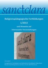 Komplettes Programm als pdf anzeigen - Ökumenisches ...