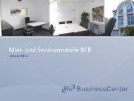 BCR-Exposé 2013 - Home - Businesscenter Rosenheim GbR