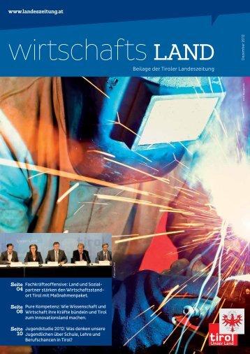 neue lkw-förderungdes landes - Die Tiroler Landeszeitung