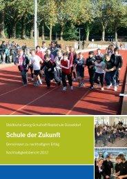 Schul-Nachhaltigskeitsbericht 2012 - BestWords
