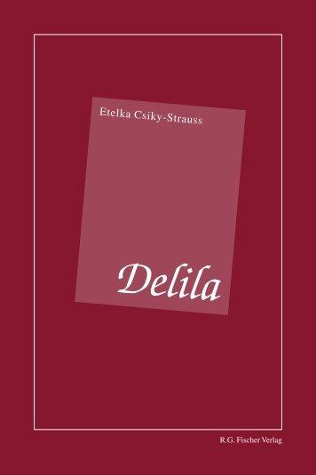 Delila - R. G. Fischer Verlag