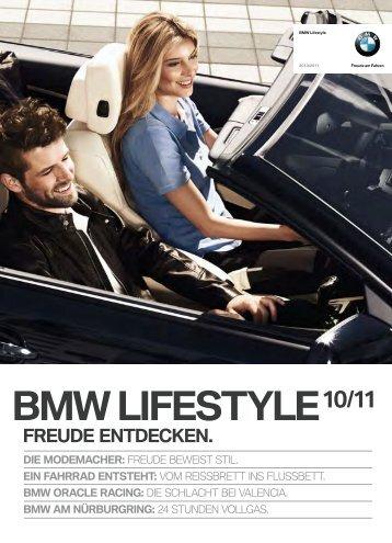BMW Lifestyle Katalog 2010/11 - Team Pilz GmbH