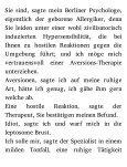 Leseprobe zum Titel: Traurige Therapeuten - Die Onleihe - Seite 3