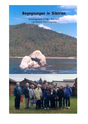 2001 Sibirien - Evangelische Aussiedlerarbeit im Dekanat Ingolstadt