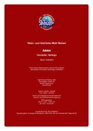 Katalog für Hersteller: Bottega - thewinetrader.eu
