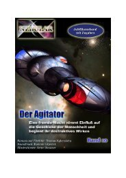 Nebular 10 – Der Agitator