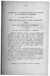 Kovács Lajos és Kertész János orvostanhallgatók
