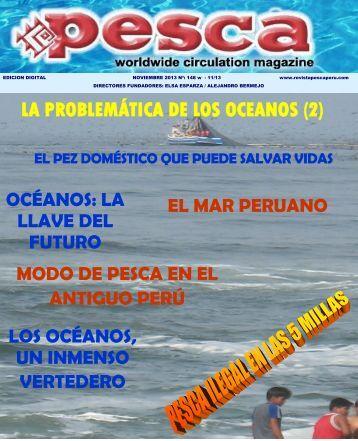 Revista Pesca Noviembre 2013