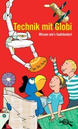 Leseprobe zum Titel: Technik mit Globi - Die Onleihe