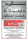 Chlauszytig 2012 - Sankt-Nikolaus-Gesellschaft Dietlikon, Wangen ... - Seite 2
