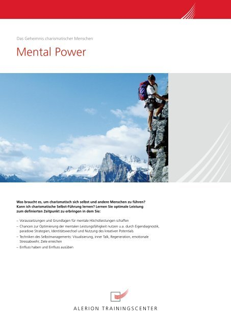 Mental Power - guidle