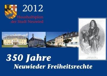 Neuwieder Freiheitsrechte - Stadt Neuwied