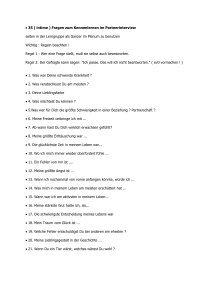 Sind diese 36 Fragen die Formel zum Verlieben?   Mit Vergnügen Berlin