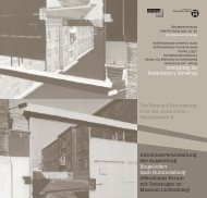 PDF der Einladungskarte - Museum Lichtenberg