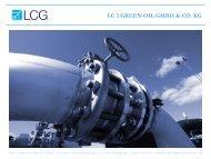 LC 3 Green Oil GmbH & Co. KG der Low Carbon ... - Solarfonds