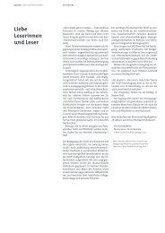 Editorial und Adressen - Deutsche Gesellschaft für Soziale Psychiatrie