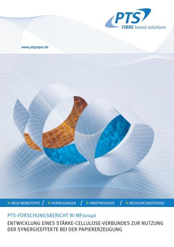 pts-forschungsbericht ik-mf10046 entwicklung eines stärke-cellulose ...
