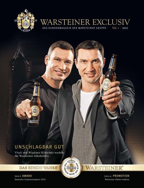 WARSTEINER EXCLUSIV - Warsteiner Gruppe