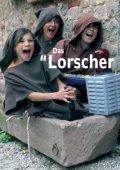 Mittelalter erleben - Kuratorium Weltkulturdenkmal Kloster Lorsch - Page 6