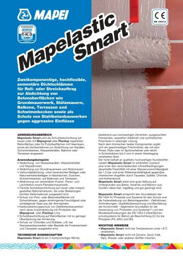 Mapelastic Smart Mapelastic Smart - Mapei