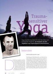 Trauma- sensitiver