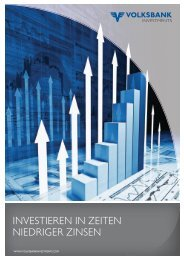 Download Themenfolder (PDF) - Volksbank Investments