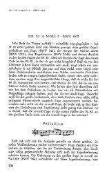 NR. 20 A-MOLL I ' BWV 865 - Hermann Keller
