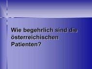Dr. Bachinger - Begehrliche Patienten