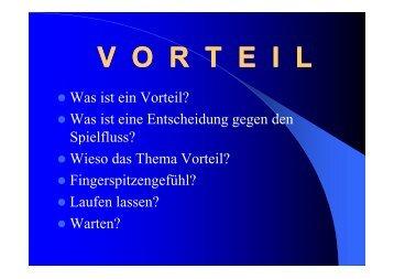 V  O  R  T  E  I  L - Westdeutscher Handball-Verband