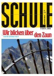 Wir blicken über den Zaun - Landesschulrat Steiermark