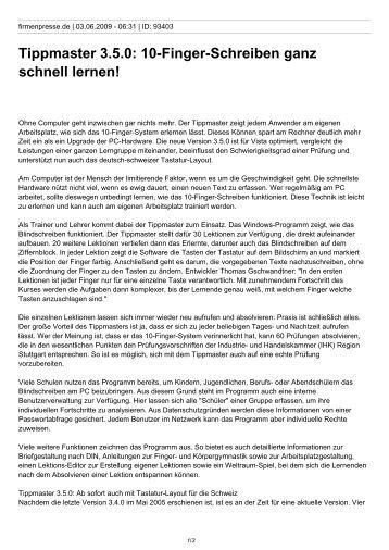 schnell-schreiben.de