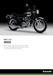 W800 / 2013