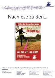 Nachlese der 5. Lübecker Jugendbuchtage 201