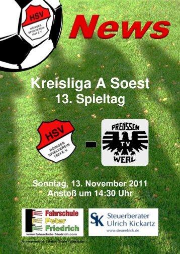 HSV-Fußball-News