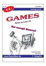 Games, Spiele auf dem PC.pdf