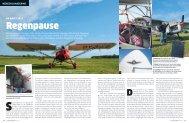 Regenpause - KZ & Veteranfly Klubben