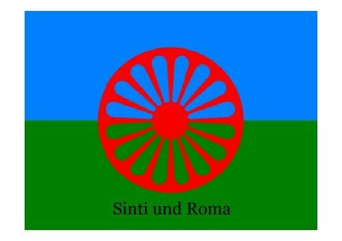 Referat Sinti und Roma, Lydia Palm - mittendrin und aussenvor