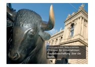 Finance your Future. Made in Germany Chancen für ... - Xetra