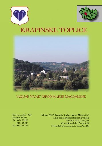 KRAPINSKE TOPLICE - zagorjepublic